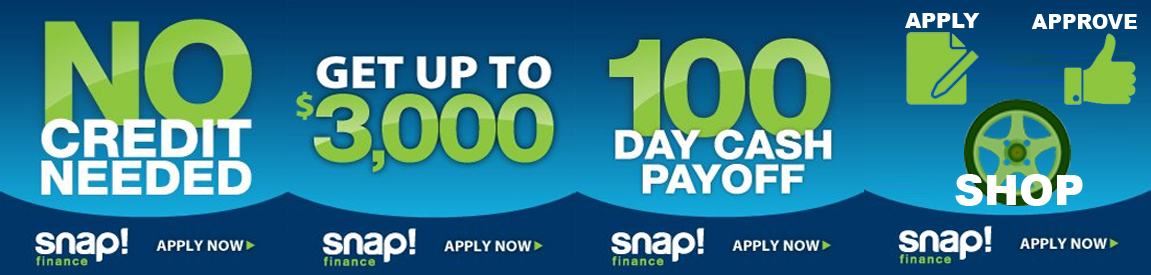 SNAP Financing Available!