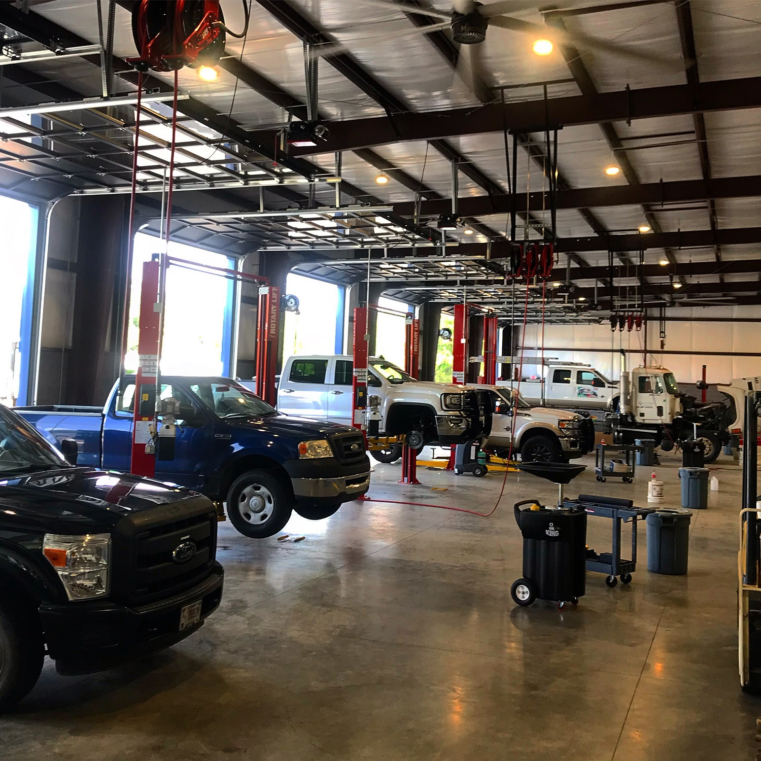 Commercial Vehicle Repairs Available at Complete Tire & Service in Columbus, GA 31901, Opelika, AL 36804 and Columbus, GA 31903